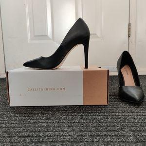 Black Gwydda Heels